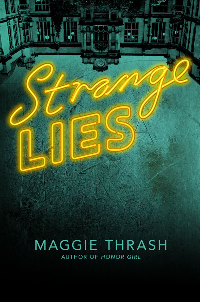 Strange Lies cover image