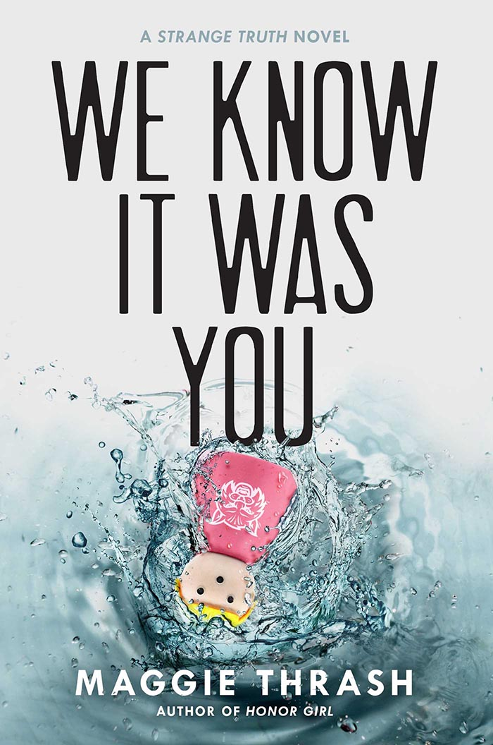 We Know It Was You cover image